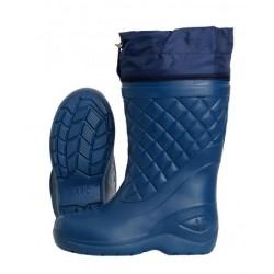 Сапоги ЭВА женские (С-051) морозостойкие (-50С) с манжетой, цв. синий