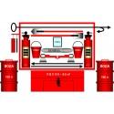 Инвентарь для пожарного щита